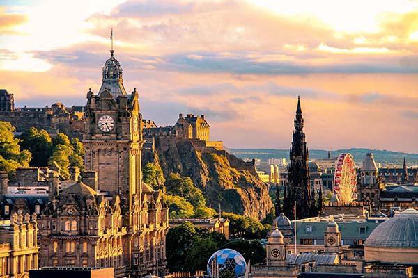 Castel Edinburgh